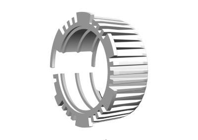 Split Ring Metric PN16